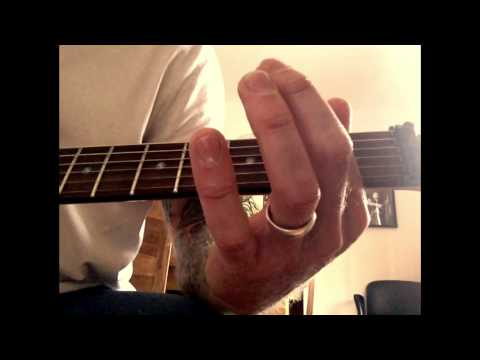 Learn to play Something to remind you  Staind on guitar