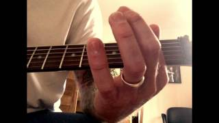 Learn to play Something to remind you by Staind on guitar