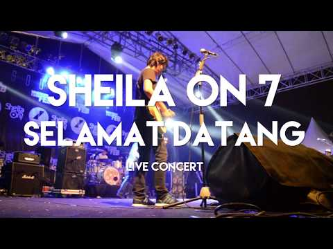 Sheila on 7 - Selamat Datang [Live Concert]