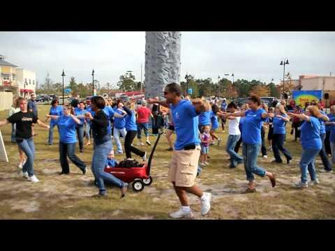 Halifax Health Flash Mob