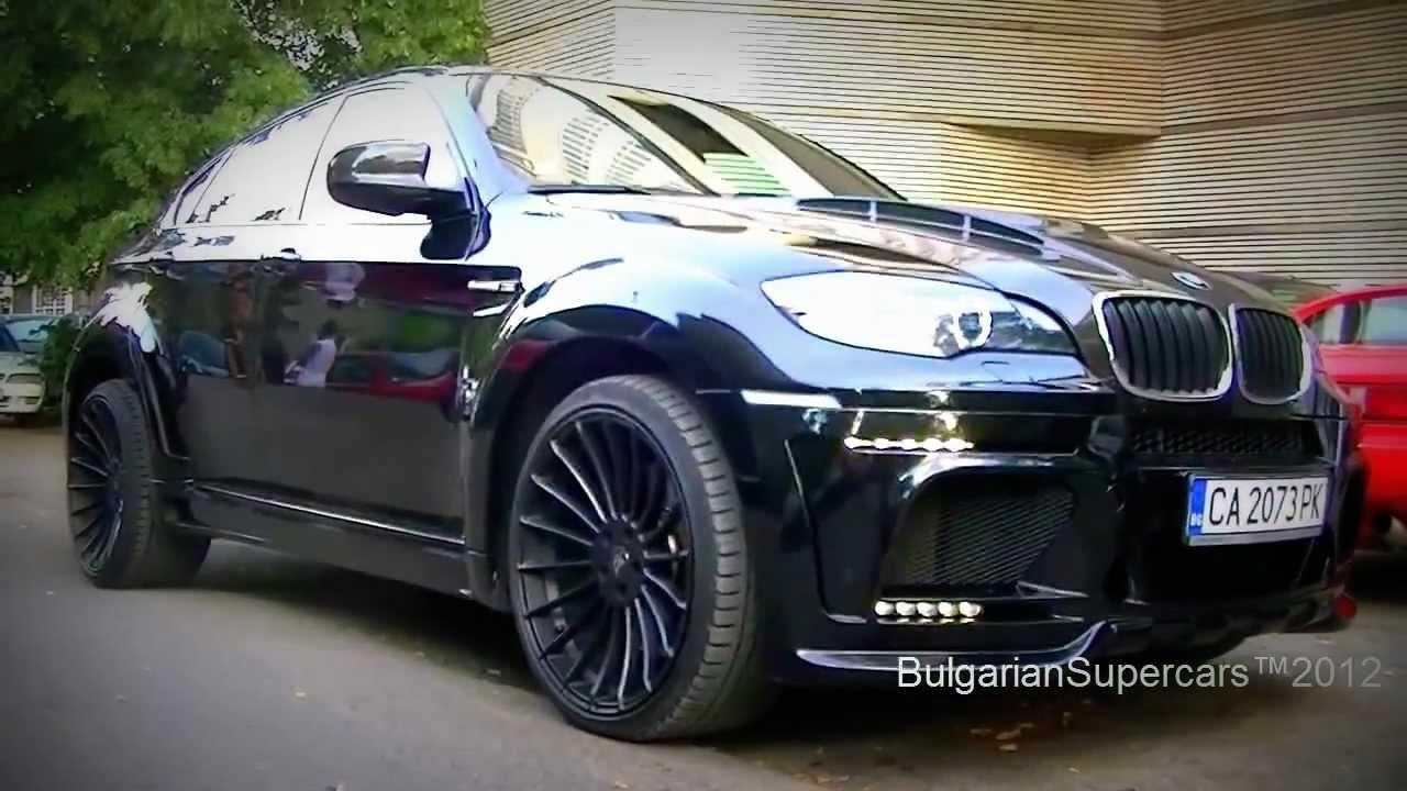 Hamann BMW X6M Tycoon EVO - YouTube