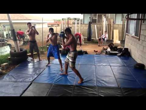 Mixbreed mma Waipahu Hawaii Miko Valdez vs Jordan kaulili