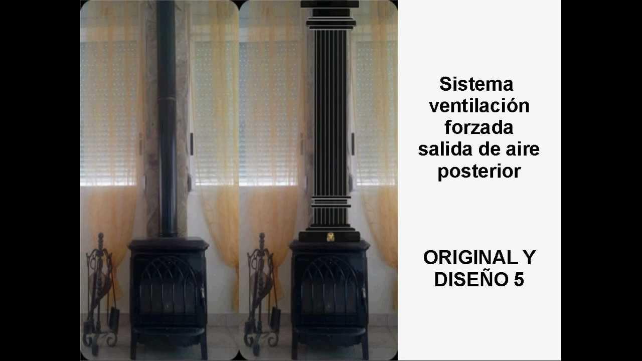 Turbo Calefactor Para Estufas De Le A Decorativo M S Del