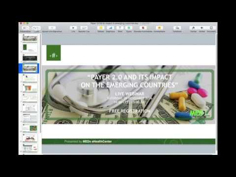 Payer 2.0 and its impact on emerging countries - MEDx.Care