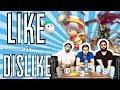 LIKE & DISLIKE: Darksiders III, Forza Horizon 4, Captain Toad, indies de la eShop...