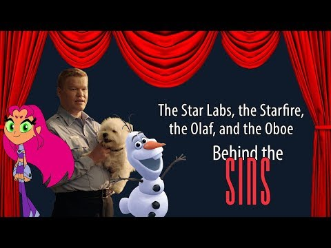 Behind The Sins - Episode 38 - The Star Labs, The Starfire, The Olaf, And The Oboe