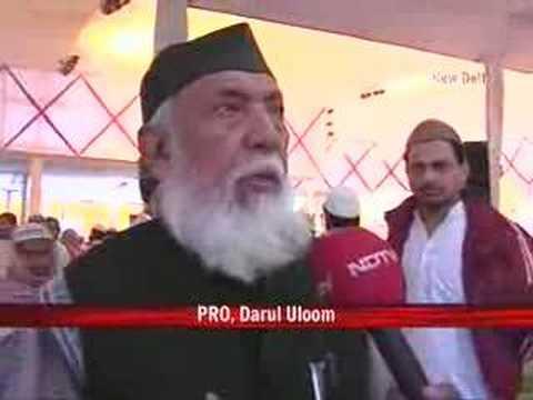 Terror un-Islamic, say Muslim scholars