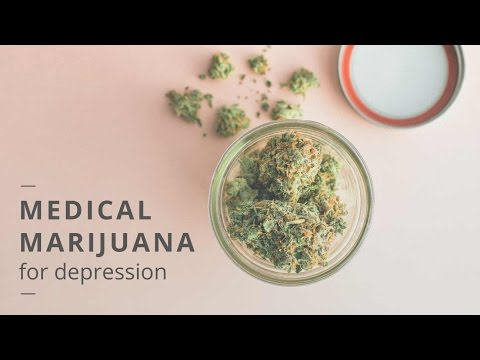 Treating Anxiety & Depression With Cannabis
