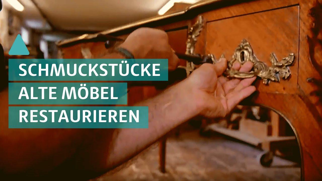 möbel restaurieren: so werden aus alten möbeln echte schmückstücke