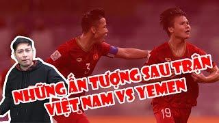 Tin nóng Asian Cup 2019 | Ấn tượng Việt Nam vs Yemen - Chiến thắng đầy cảm xúc & tiếc nuối