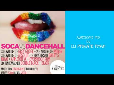DJ Private Ryan presents Post Carnival Relief 2012