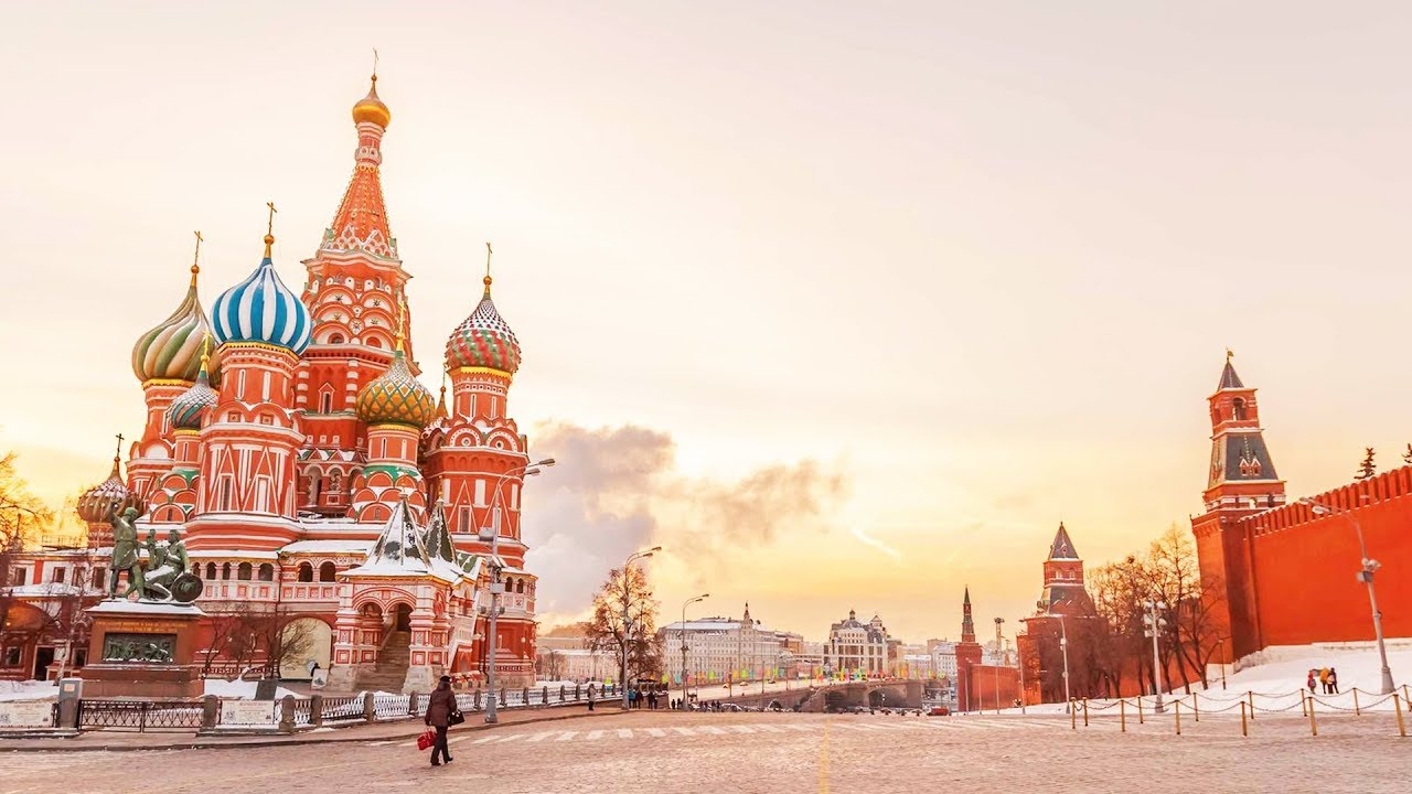 La Place Rouge De Moscou D U00e9crypt U00e9e - Zapping Nomade