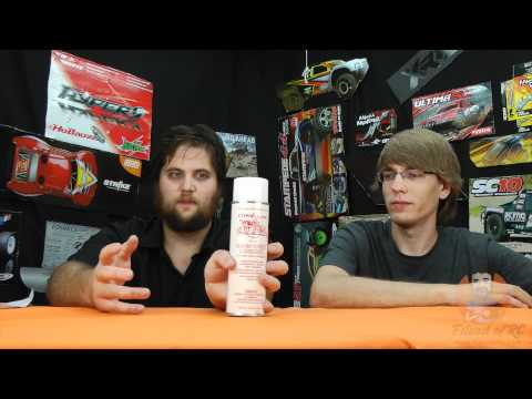 Cow RC Nitro & Electric Motor Cleaner Review