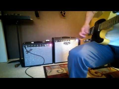 Louis Electric Princetone versus Fender PRRI 08-15-16