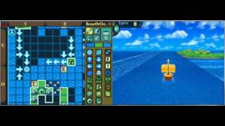 Etrian Odyssey 3 - 75 - Late Game Sea Mapping