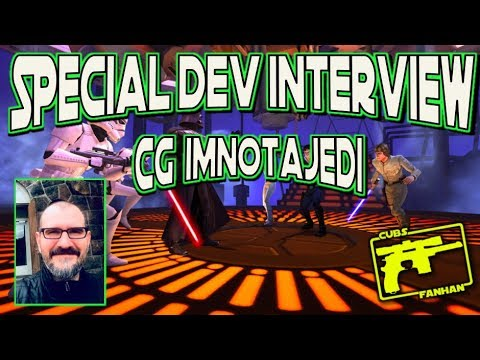 SWGOH : Special Developer Interview: NotAJedi!