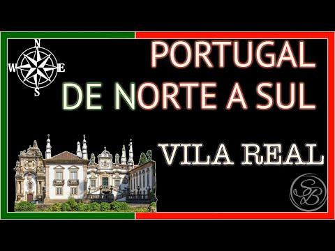 Onde morar em Portugal??? Conheça Vila Real