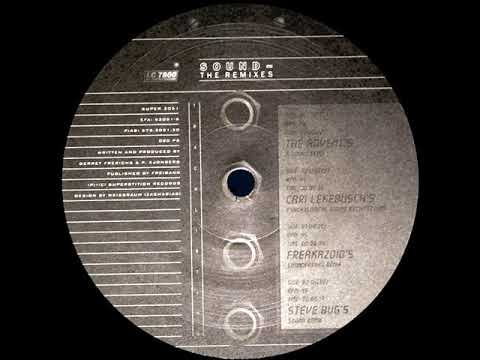 Humate - Sound (Freakazoid's Soundfreaks Remix)