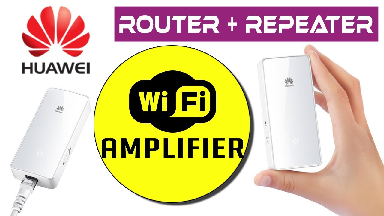 Huawei WS331a WiFi Router + Repeater | Plug & Play | 300Mbps | Unboxing,  Setup & Review in Bangla