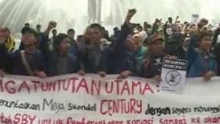Demo Terbesar Memprotes Pemerintahan SBY-Budiono