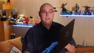 Тонкий игровой ноутбук с GeForce GTX1080?! Battlefront 2 на 140FPS?! Обзор Acer Predator Triton 700