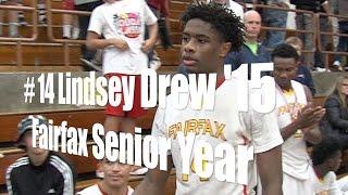 # 14 Lindsey Drew '15, Fairfax Senior Year, UA Holiday Classic