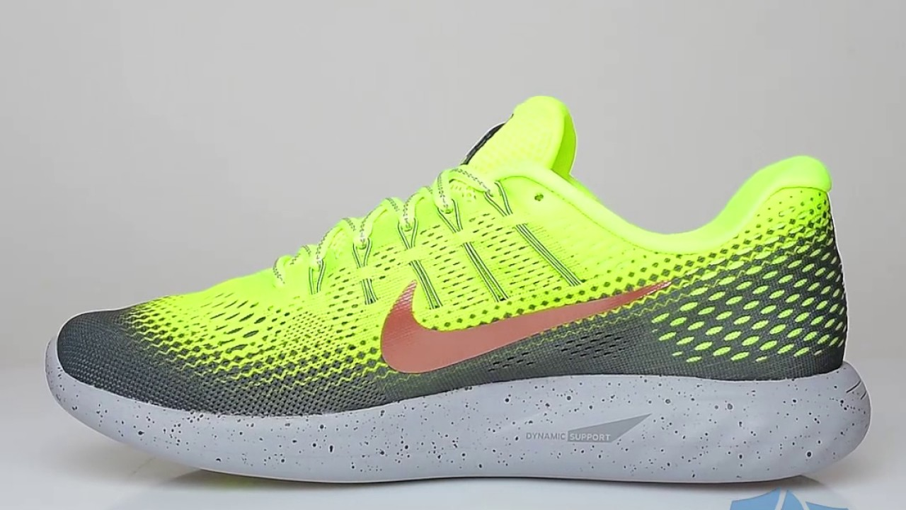 ea3d7a21150d22 Nike Lunarglide 8 Shield Men - Sportizmo - YouTube