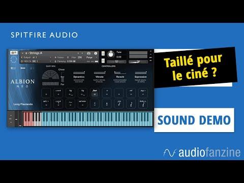ALBION NEO : on découvre les sons !