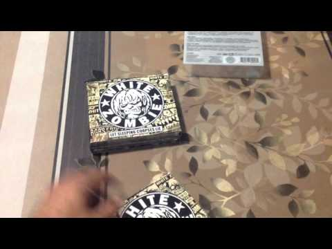 White Zombie - Let sleeping corpses UNBOXING