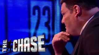 The Chase | The Beast Chases a 23 Step Lead for £39,000
