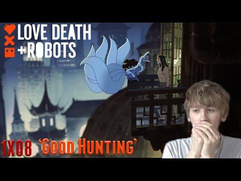 Love, Death + Robots Season 1 Episode 8 - 'Good Hunting' Reaction