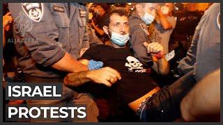 Thousands demand Netanyahu quit over coronavirus, corruption