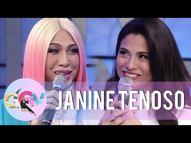 GGV: Vice notices Janine's resemblance to Angel Locsin