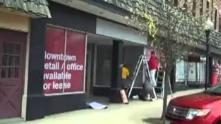 Оформление витрин магазинов(Оформление витрин магазинов. Подробнее - http://Ledkem.ru., 2013-03-13T05:34:20.000Z)