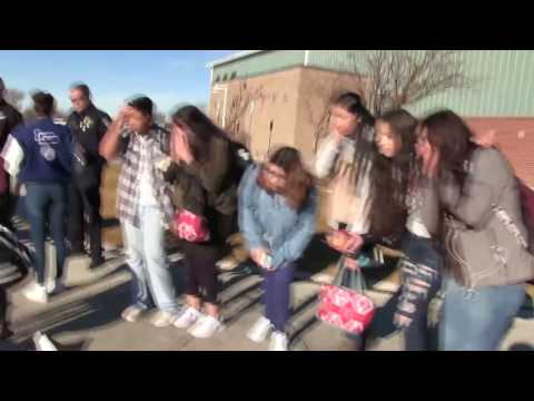 Platte Valley High School FCCLA Mannequin Challenge