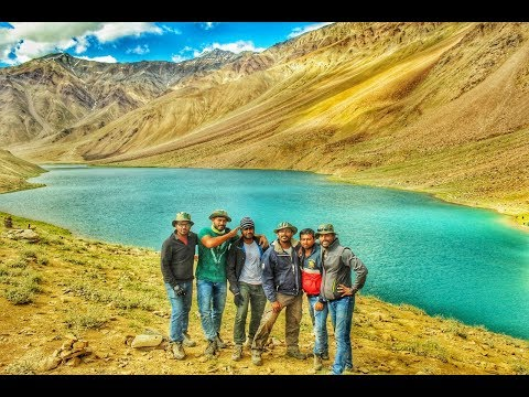 Spiti - Chandratal - The Days of Fear and Conquest