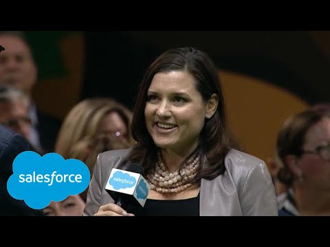 Salesforce World Tour Boston — Ch. 3: State Street Global Advisors
