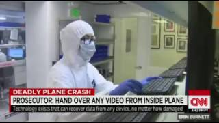 DriveSavers Data Recovery on CNN -  April 2015