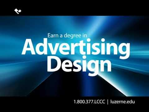 VIDAWORKS :: Luzerne County Community College :: Advertising Design