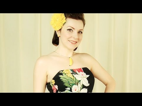 Honolulu Baby - Hawaiian & Rockabilly Dresses by Cats Like Us