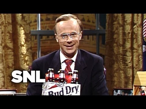 President George H. W. Bush's Gift Ideas - SNL