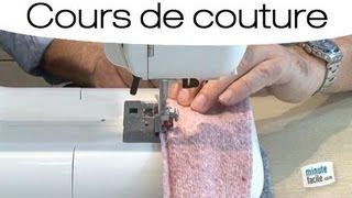 comment coudre ourlet invisible