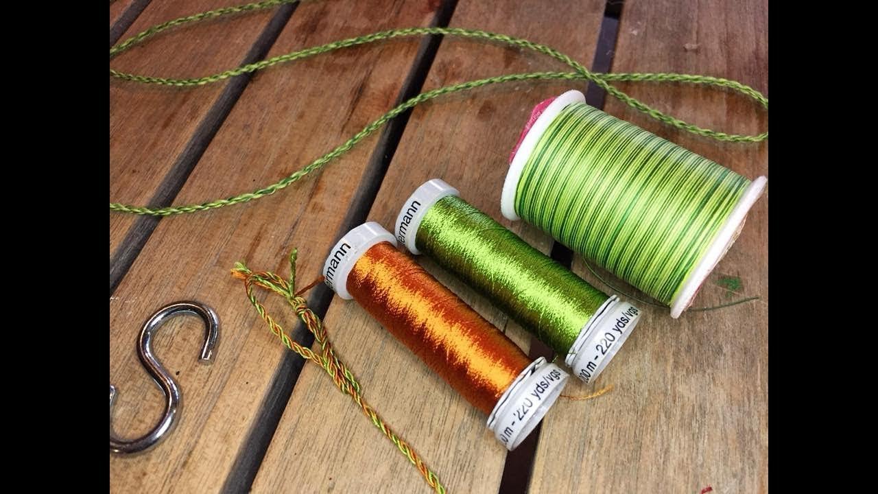 DIY yo-yo string