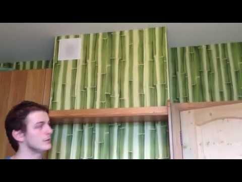 Как закрепить шкаф к стене