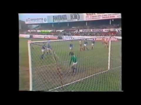 Lincoln City v Millwall 1982