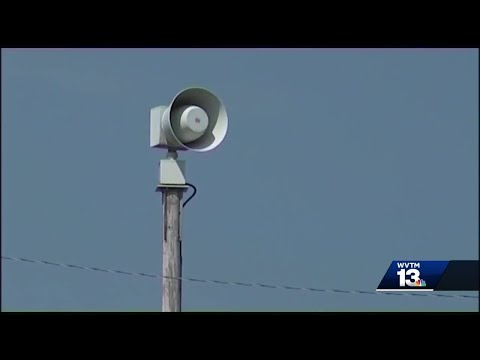 Concerns raised about Blount County tornado sirens