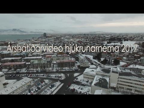 Árshátíðarvideo hjúkrunarnema 2017