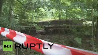 Long-lost treasure Amber Room may be hidden in Nazi bunker in Poland – search begins