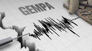 BREAKING NEWS - Gempa 7,4 M Guncang Banten Terasa Hingga Jakarta dan Berpotensi Tsunami