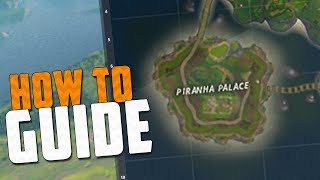 How to make your own map customisation's in Fortnite: Battle Royale [GUIDE]